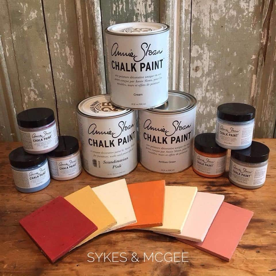 Annie Sloan Chalk Paint ™ and Accessories